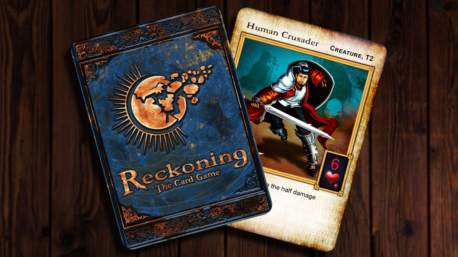 a combatbased card game set in a gothic horror world