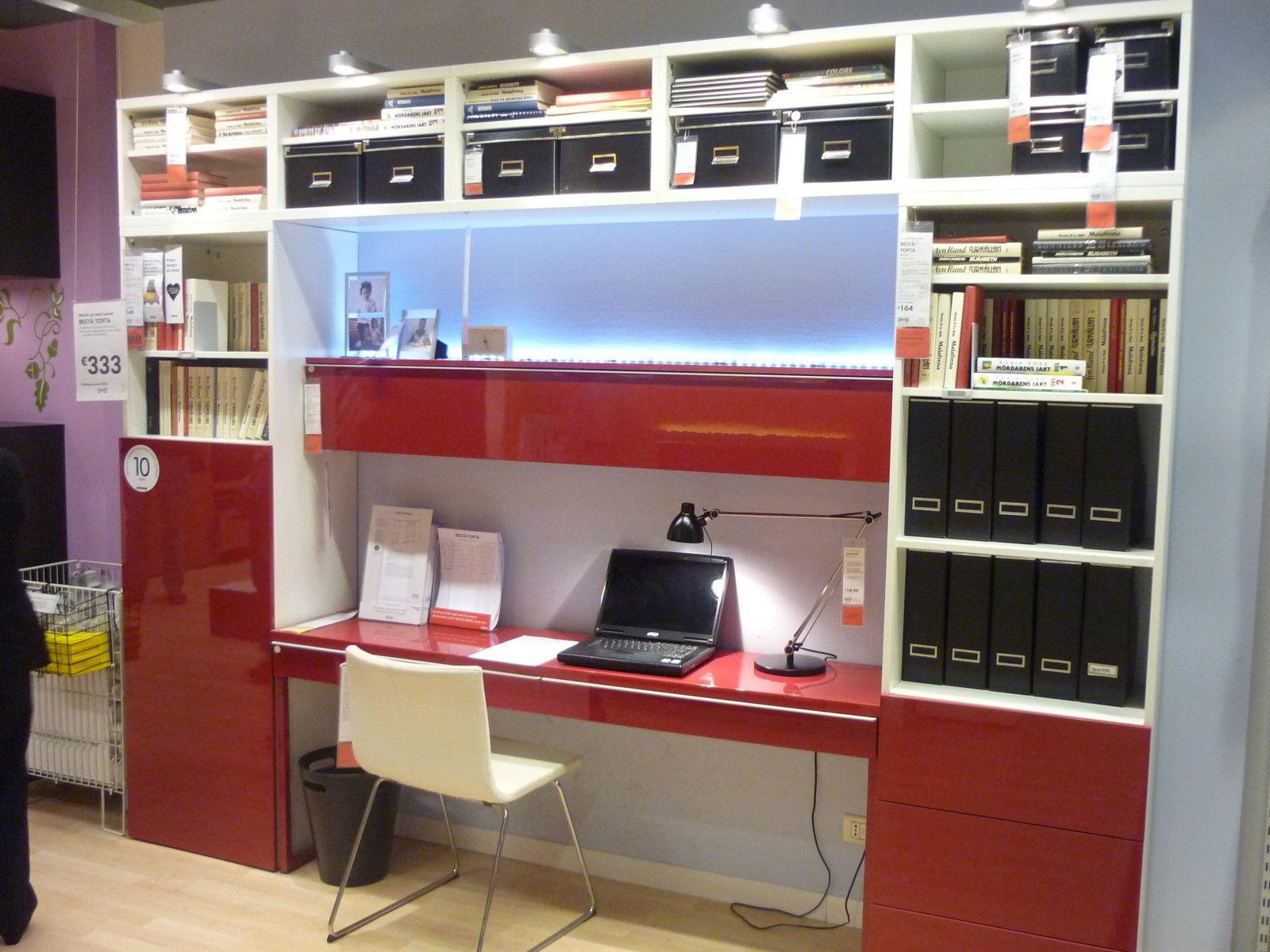 Album gamme besta ikea bureaux bibliothèques