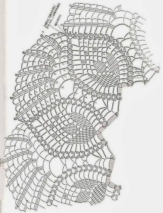 Pin de Silvia Gonzalez en carpetas en crochet | Pinterest ...