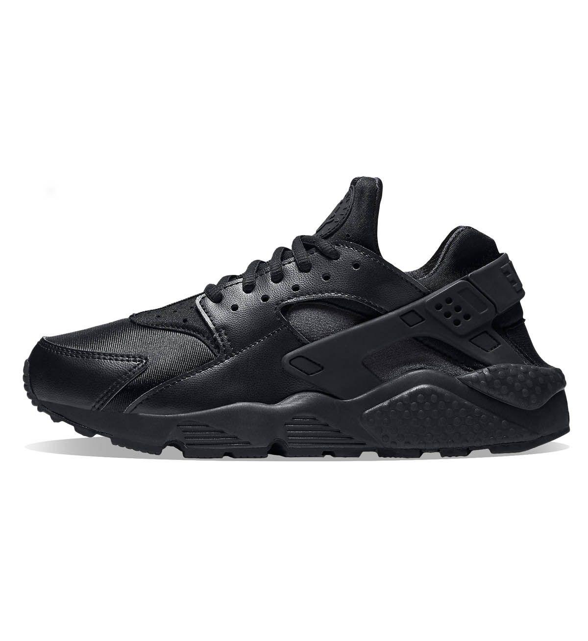 815099d7590b18 Nike WMNS Air Huarache Run Black   Black - Nike Womens