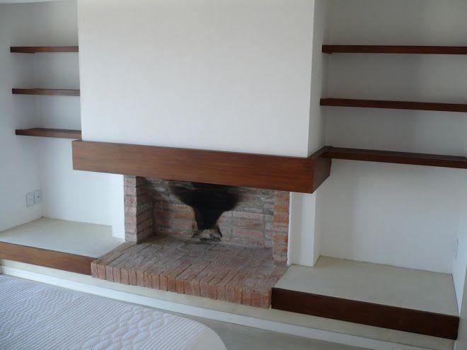 Estufa a le a en suite principal de planta alta estufas for Diseno de estufas hogar a lena