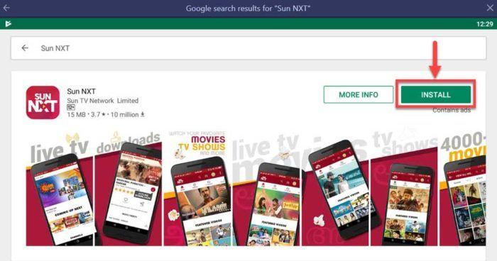 Top 10 Punto Medio Noticias | Sun Nxt App Free Download For Pc Windows 7