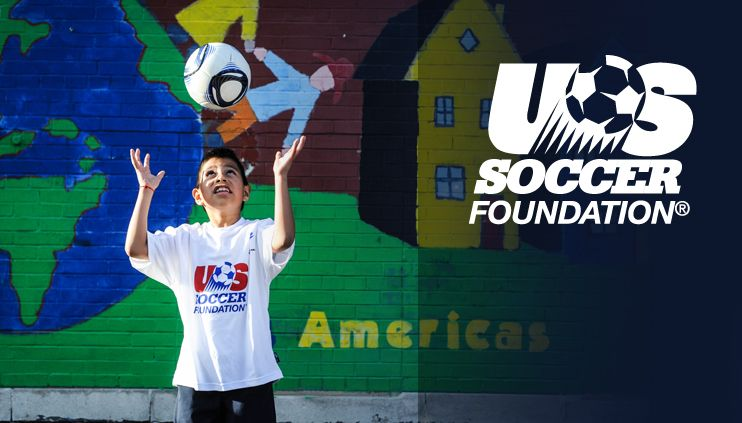 Proud to support US Soccer Foundation
