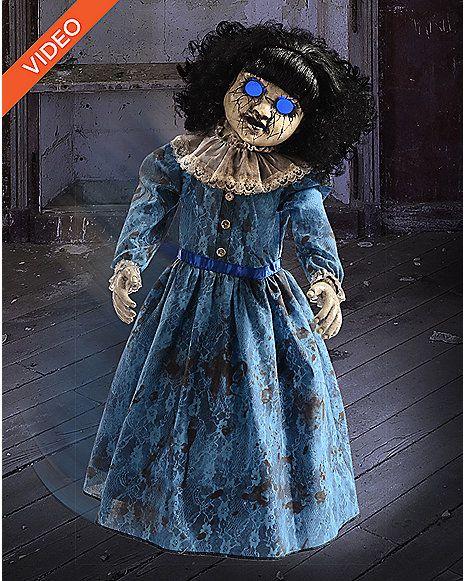 Roaming Antique Doll - Spirithalloween Holiday - Halloween