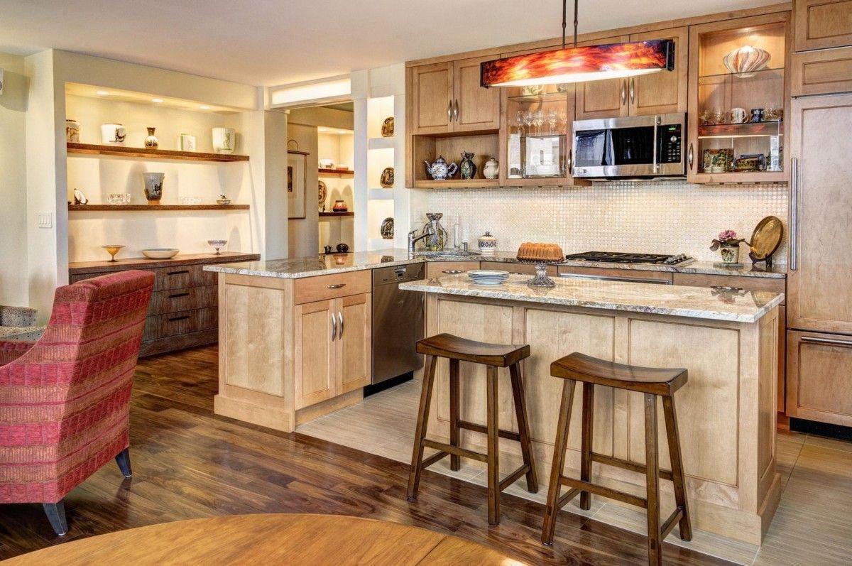 Große Zimmer Küche Designs Küche-Organisation bezahlt werden muss ...