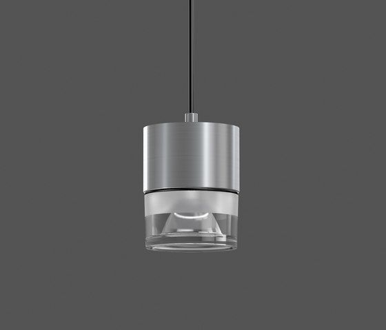 Cylio suspended crystal glass general lighting from rzb leuchten architonic