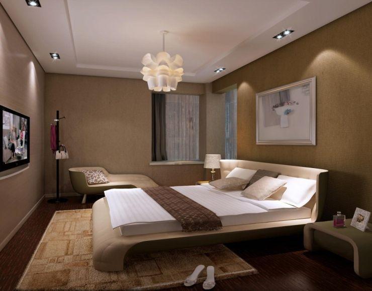 Image result for vaulted ceiling bedroom lighting