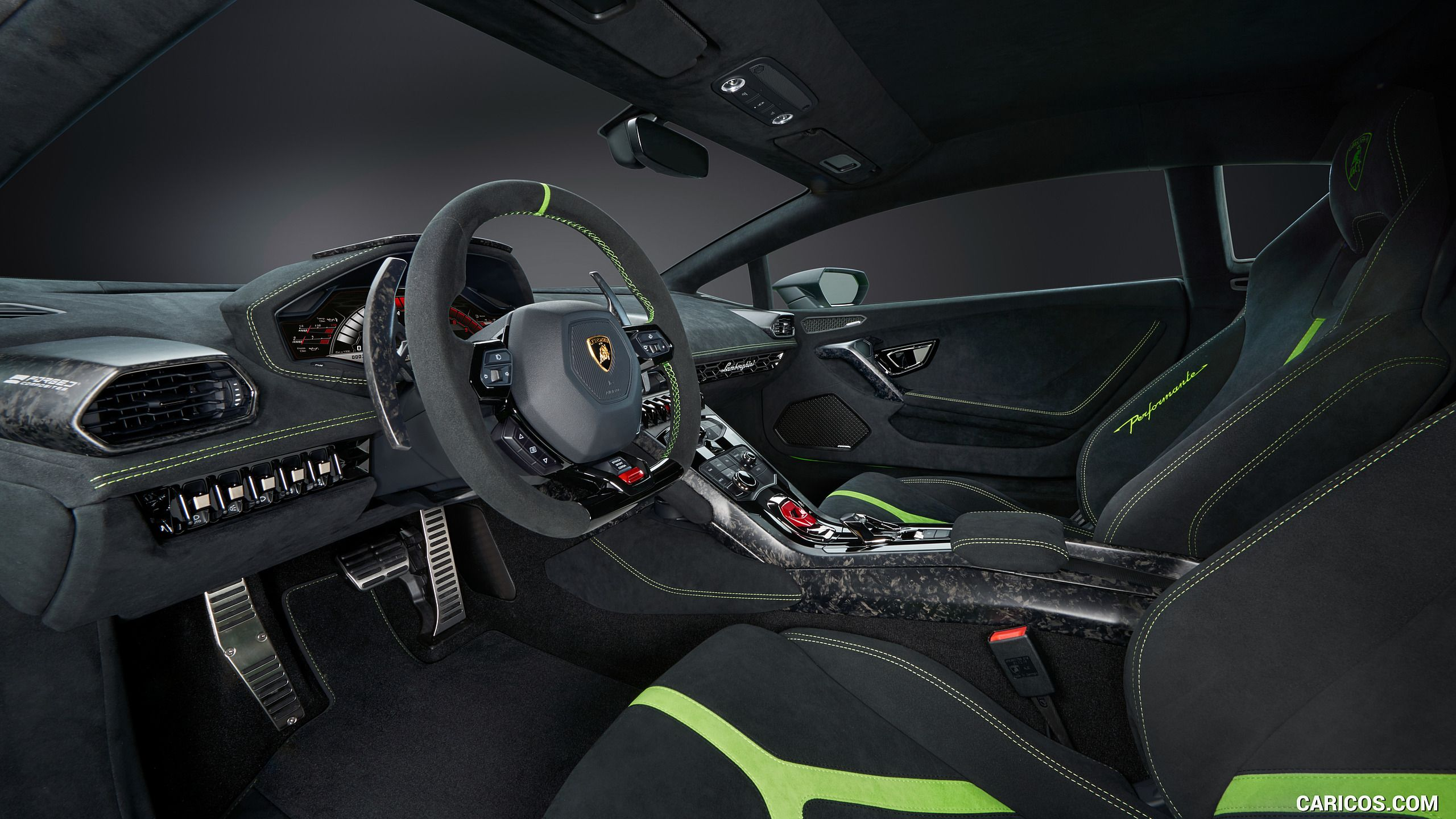 2018 Lamborghini Huracan Performante Wallpaper Gtr Customization