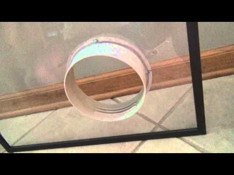 How To Install A Portable A C Unit Into A Casement Window
