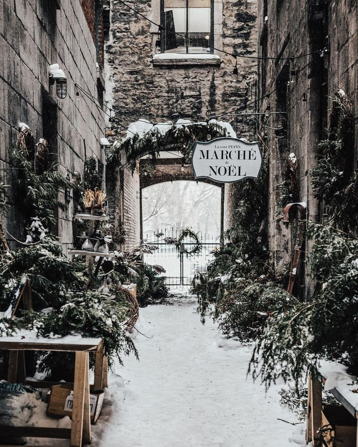 Montreal In The Winter #travel