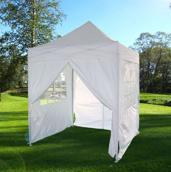 Canopy tent & white pop up canopy | 6x6-canopy-tent-white.jpg | Spa Light ...