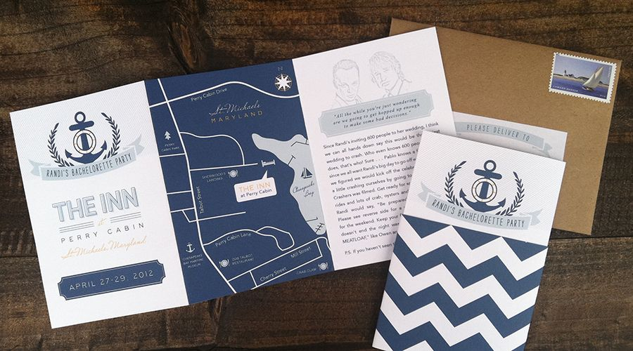 17 Best images about Curating – Nautical Wedding Invite