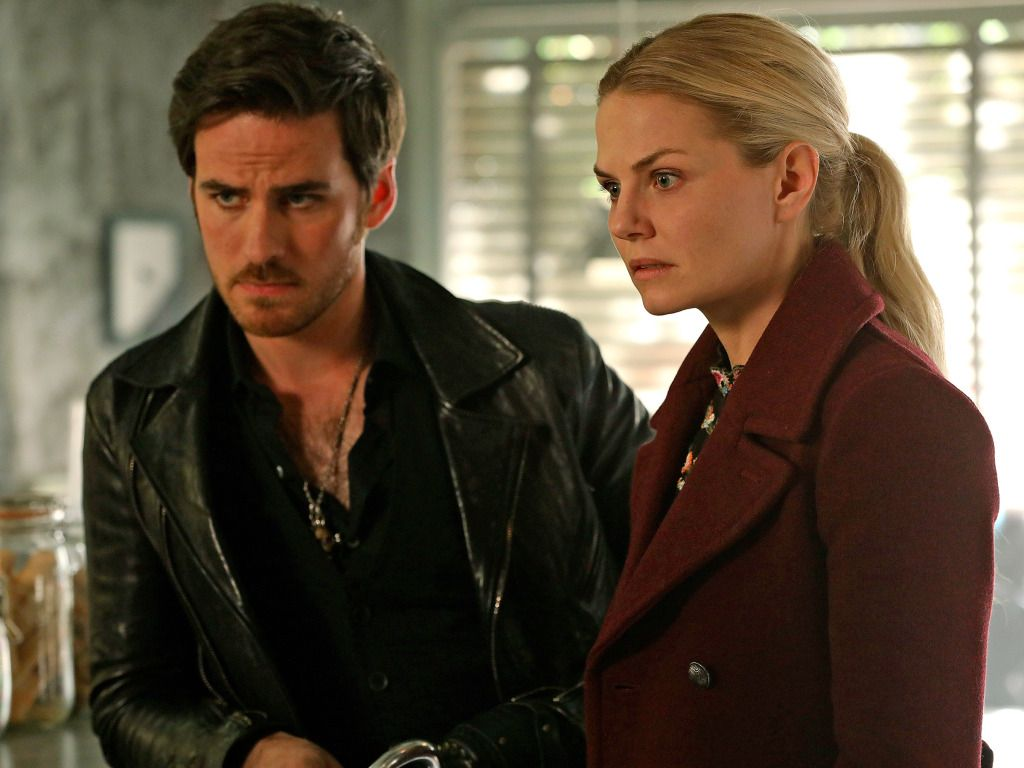 The Hot Seat: 'Once Upon a Time' bosses answer your burningquestions
