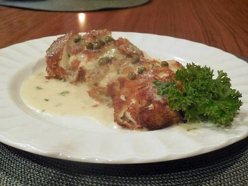 Lemon Caper Beurre Blanc Sauce Or Don T Tell Your Doctor