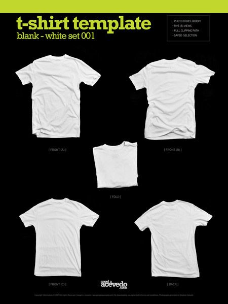 Download Graphic Design Inspiration Resources Freebies Ucreative Com T Shirt Design Template Shirt Template Shirt Mockup