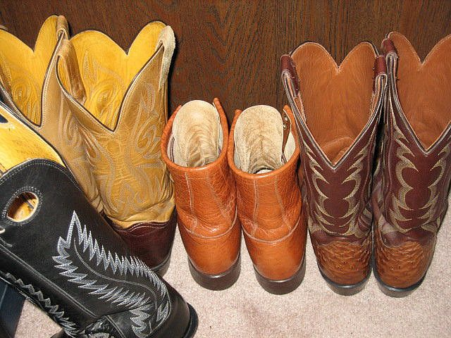 dad's boots