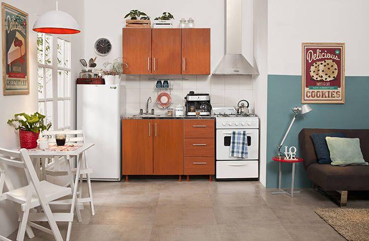 20 ideas para cambiar la cocina sin gastar una fortuna | Cocinas ...