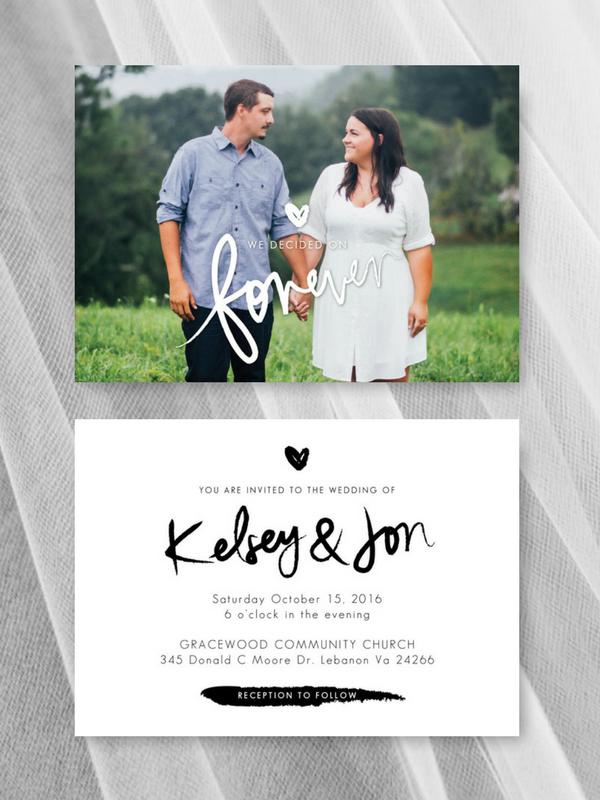 Wedding Invitation Photo Wedding Cards Template Photo Card
