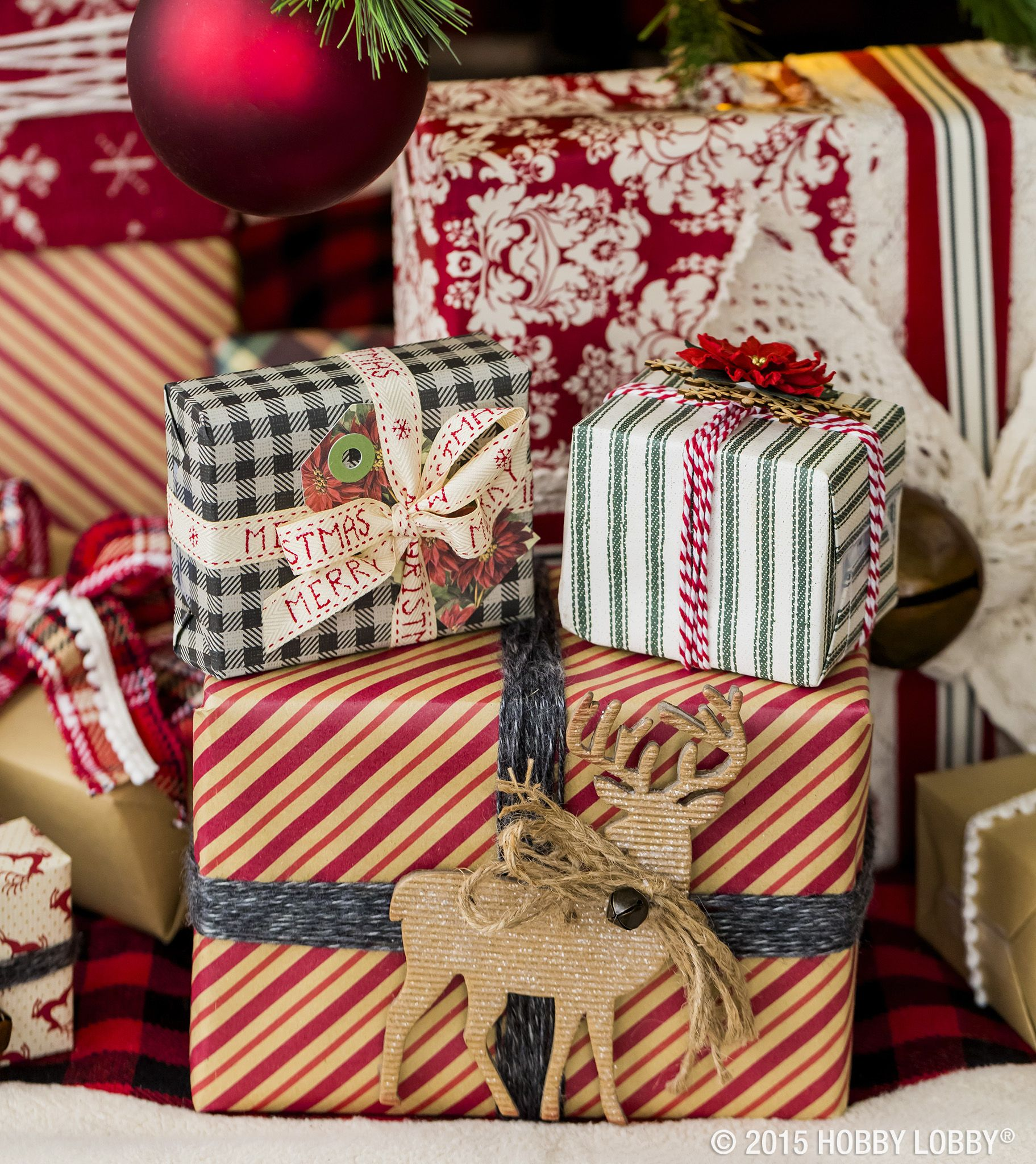 Mix And Match Your Gift Wrap This Holiday Season For