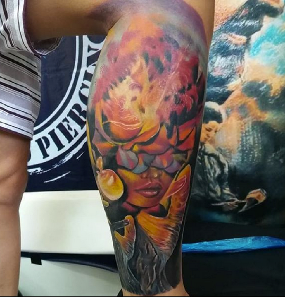Best Of Bali Tattoo Expo 2018 Artist Prim Ferry Tattoo Expo Artist Tattoos