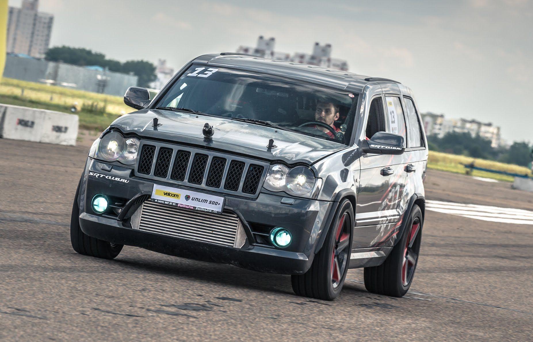 Jeep Srt8 Turbo Vs Lamborghini Gallardo Vs Nissan Gt R Jeep Srt8