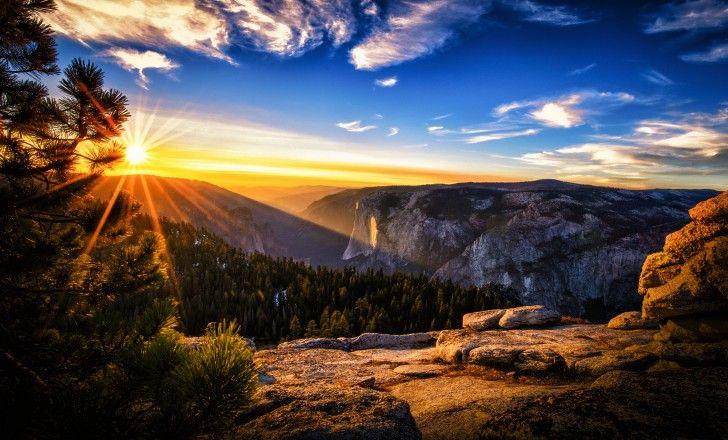 Beautiful Sunset Landscape Wallpaper High Quality Hd Sunrise Wallpaper Landscape Wallpaper Sunset Landscape