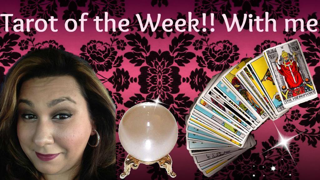 Free tarot of the week reading http://bit.ly/1hPbQe1 #tarot #freetarot #psychic #psychicreading #weeklytarot