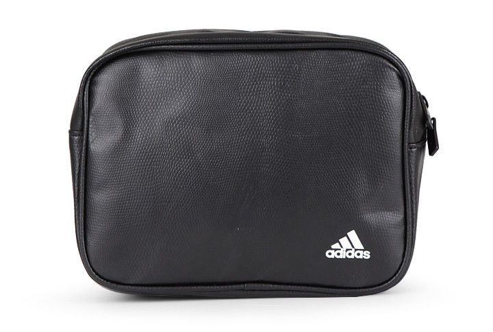 bdf20d52ba adidas Premium Adipure Pouch Bag Case Black Sports Golf/Gym/Running/Travel  NEW* #adidas #Pouch