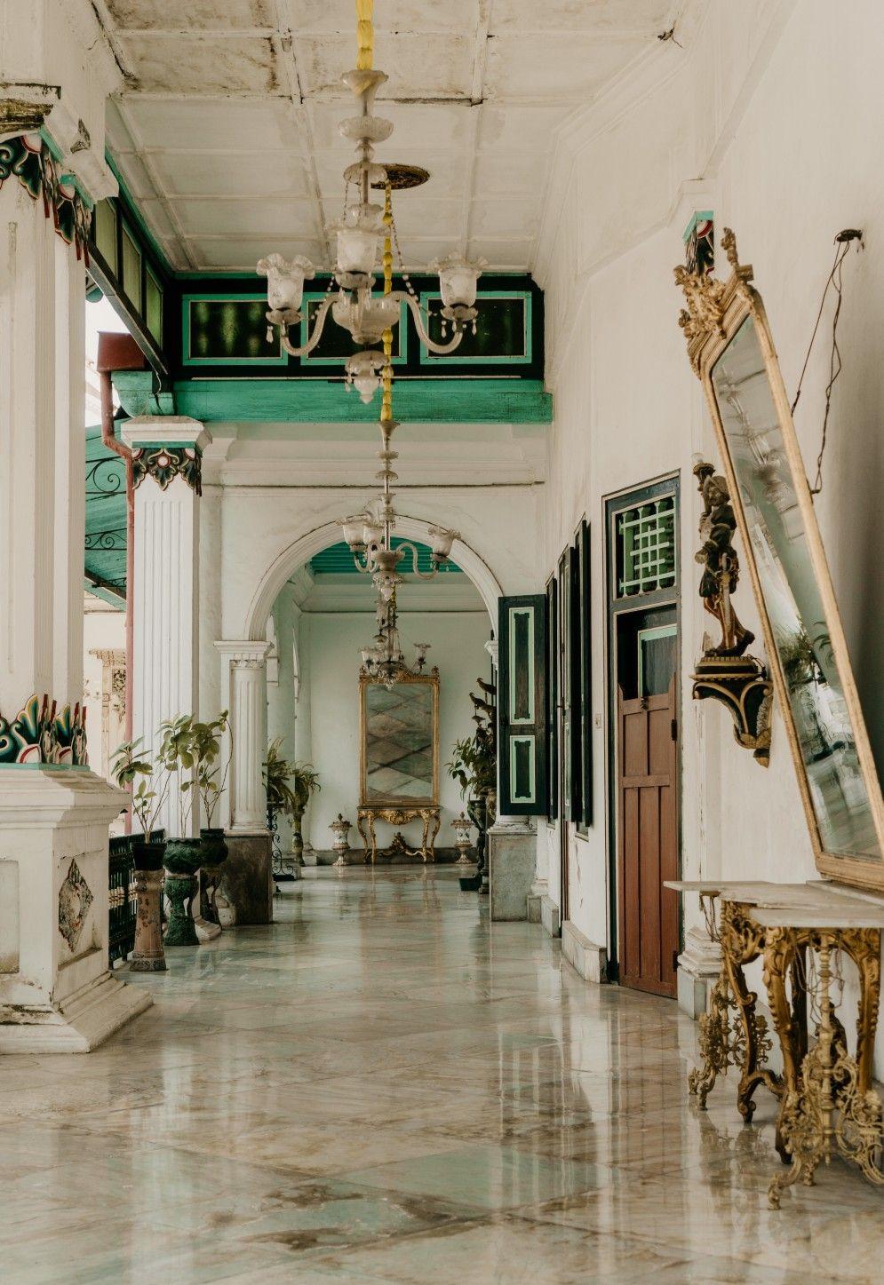 keraton yogyakarta  fotografi perjalanan gambar kota