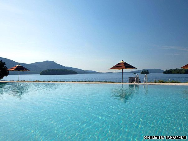 Americas most amazing hotel pools Hotel pool United states and