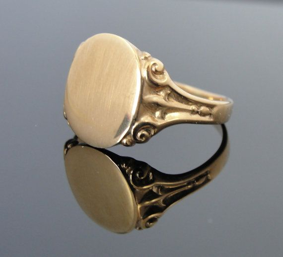 victorian signet ring - Google Search