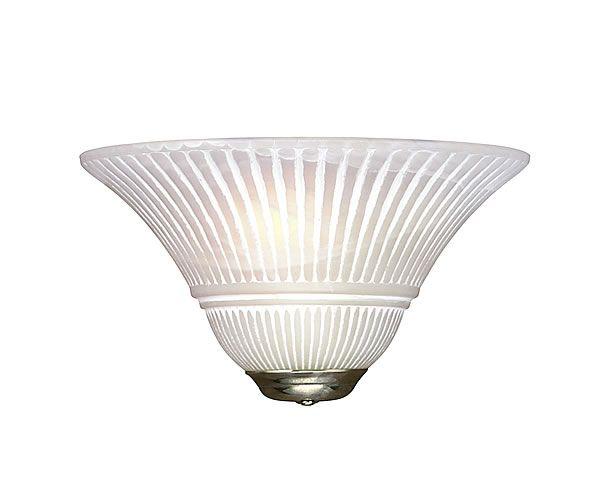 472275496fd6 Art Deco Egyptian Glass Wall Sconce