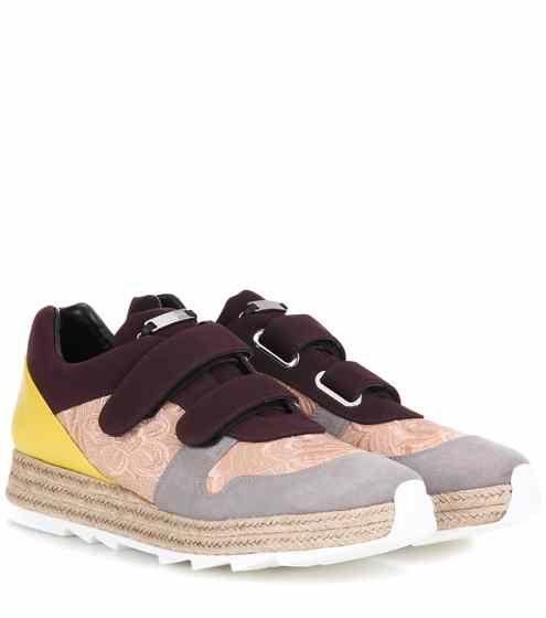 Bestickte Sneakers Macy | Stella McCartney