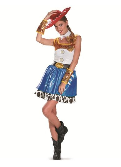 Toy Story 4 Halloween Costumes.Toy Story Sexy Jessie Cowgirl Costume Womens 4 20 Allies Stuff