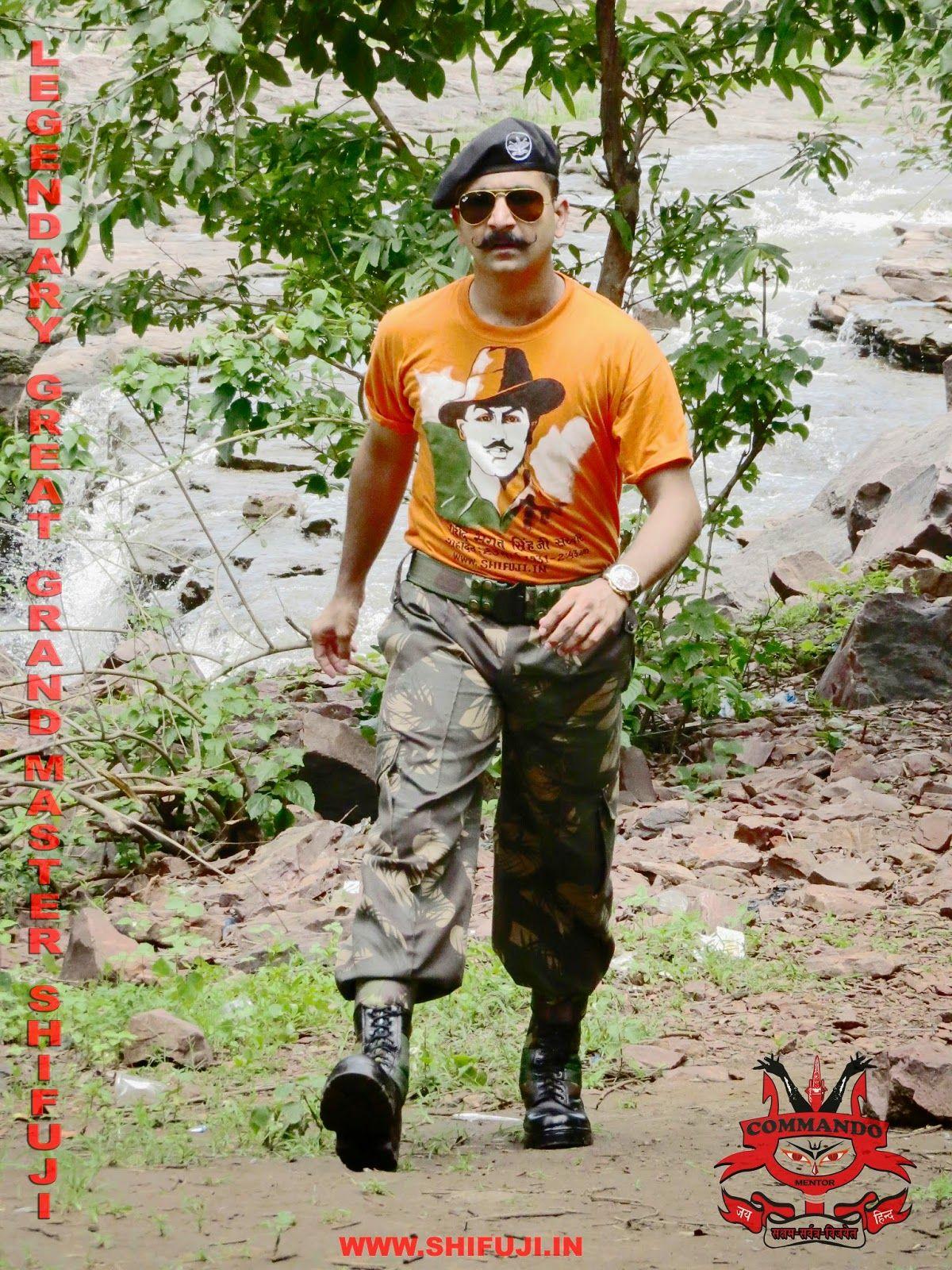 Indian Army Commando Trainer The World S Best Commando Trainer Grandmaster Shifuji Shaurya Bharadwaj Indian Army Army Love Army