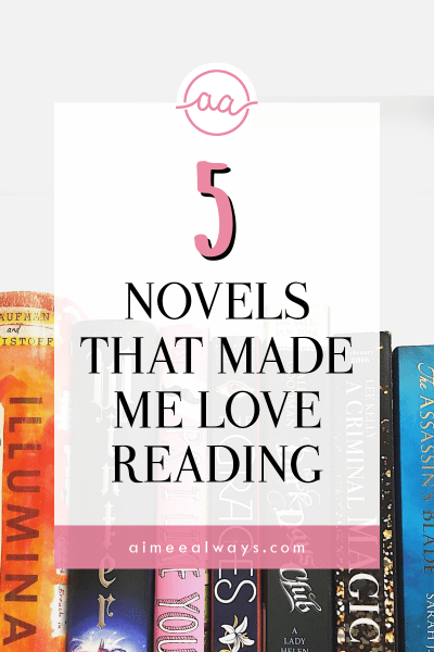 5 Popular And Unpopular Books That Got Me Into Reading Ya Books To