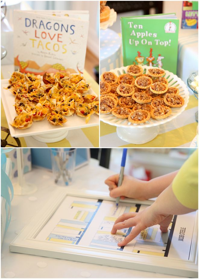 Let The Guest Sign Or Draw A Picture For This Childrenu0027s Book Themed Baby  Shower!