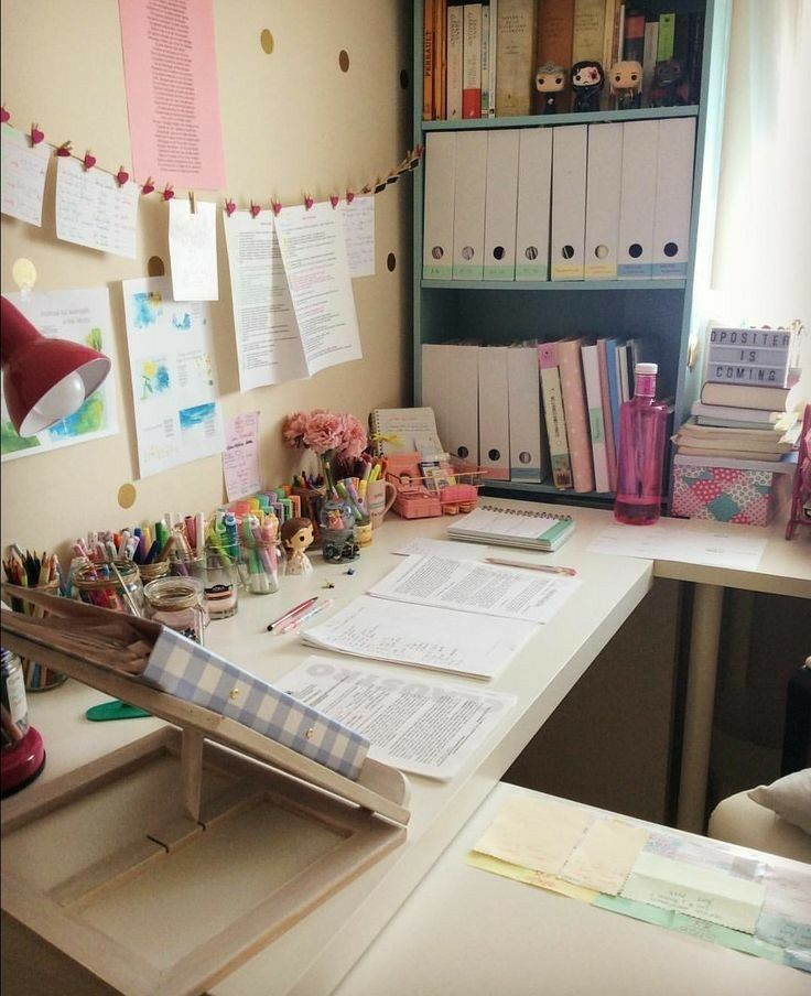 Pin By Queenqaya On Study Space Study Room Decor Aesthetic Room Decor Study Rooms