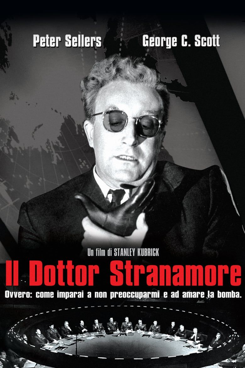 Hd 1080p Dr Strangelove Or How I Learned To Stop Worrying And Love The Bomb Pelicula Completa En Espan Free Movies Online Full Movies Online Dr Strangelove