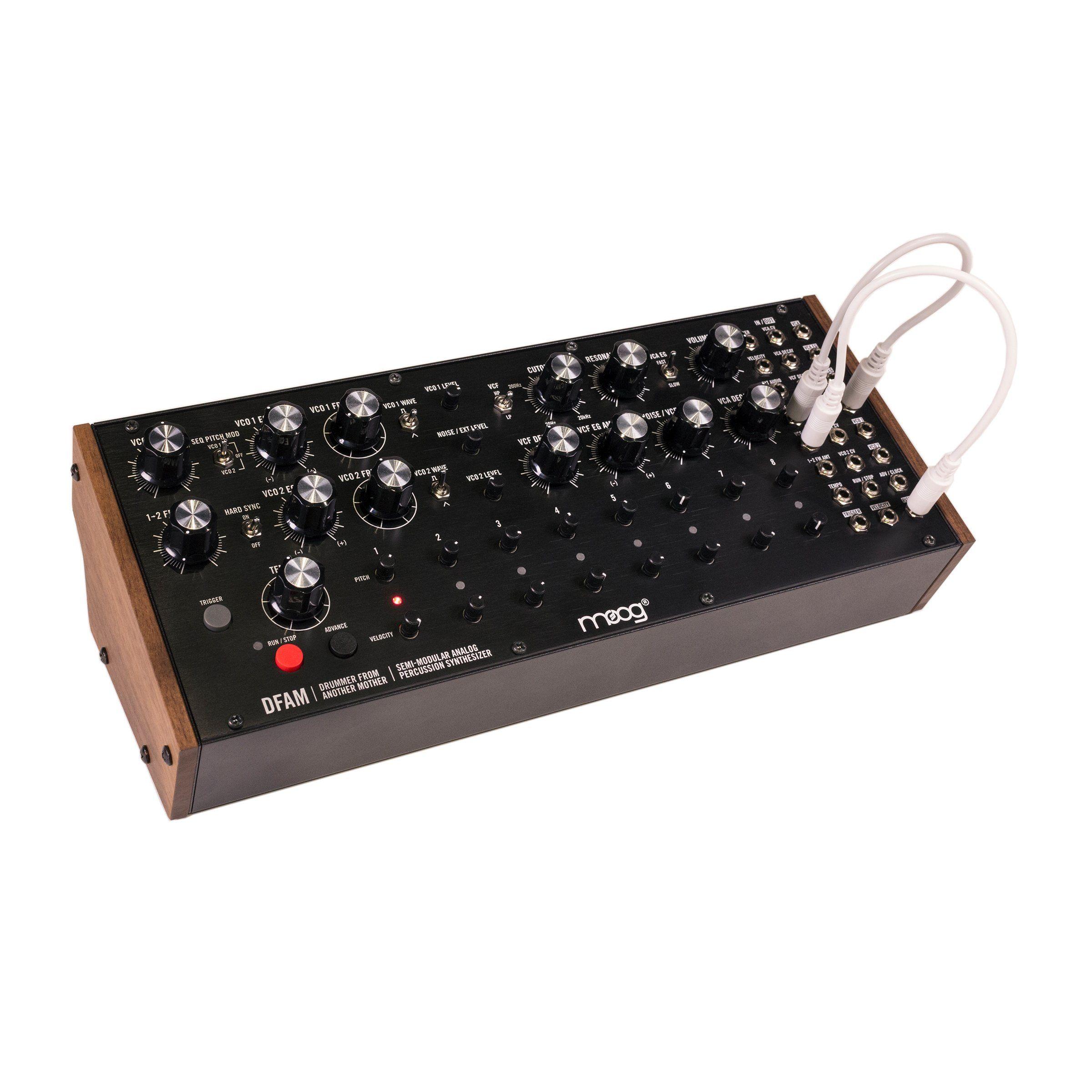 Moog DFAM Drum Machine | Products | Drum machine, Percussion