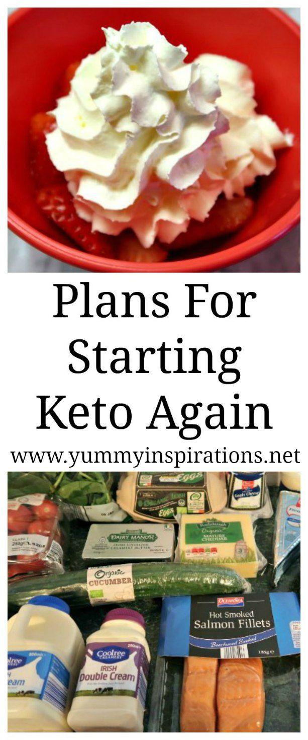 Photo of Keto erneut starten – Plan und Tipps, um wieder auf Kurs zu kommen