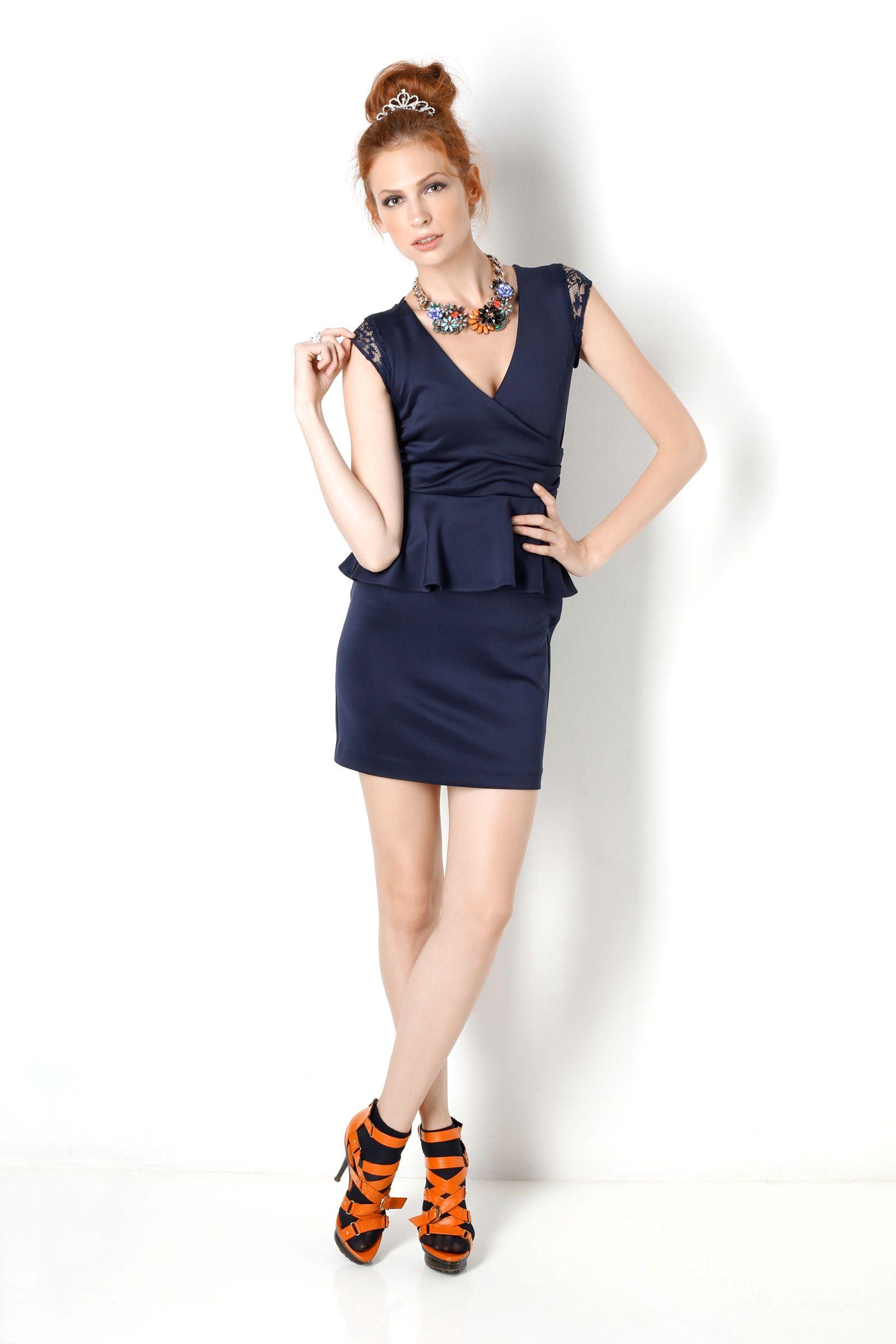Modelo Vestido 3CC02446- $799.00