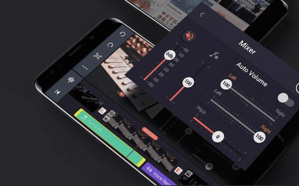 Kinemaster Un Completo Editor De Video Para Android Uno De Las Mejores Aplicaciones Para Editar De Manera Profesiona Formatos De Video Videos Edicion De Video