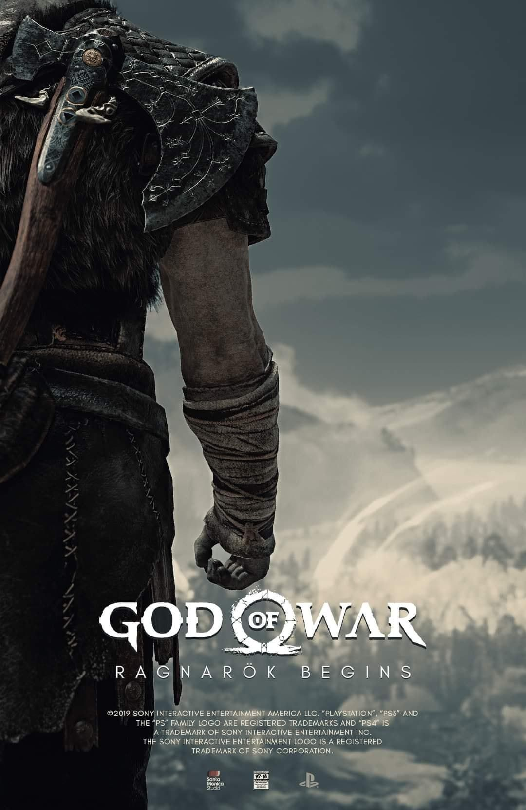 God Of War Ragnarok Begins Teased Source Https Uk Ign Com