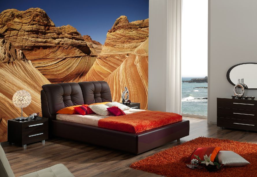 Murales fotogr ficos the wave decoraci n beltr n tu tie for Decoracion beltran