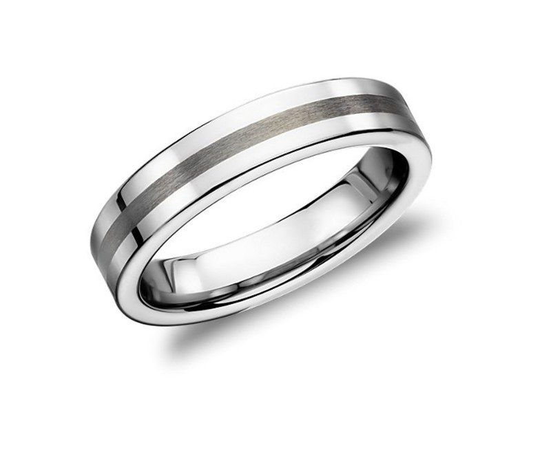 15 Men S Wedding Bands Your Groom Won T Want To Take Off Modern
