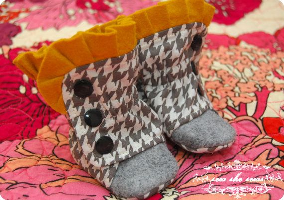 baby boots sewing pattern | ~Fabrics&Sewing~ | Pinterest | Nachwuchs ...