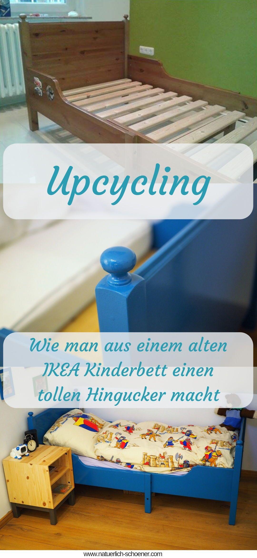 Nachhaltigkeit Diy Kinderbett Aufgemobelt Kinder Bett Kinderbett Kinderbett Ikea