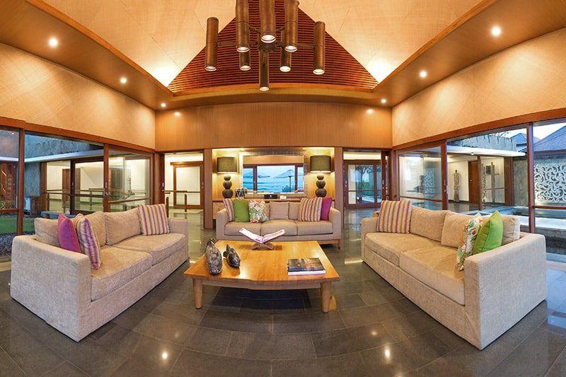 Maison de luxe contemporaine à Bali #interior #design #Bali Maison