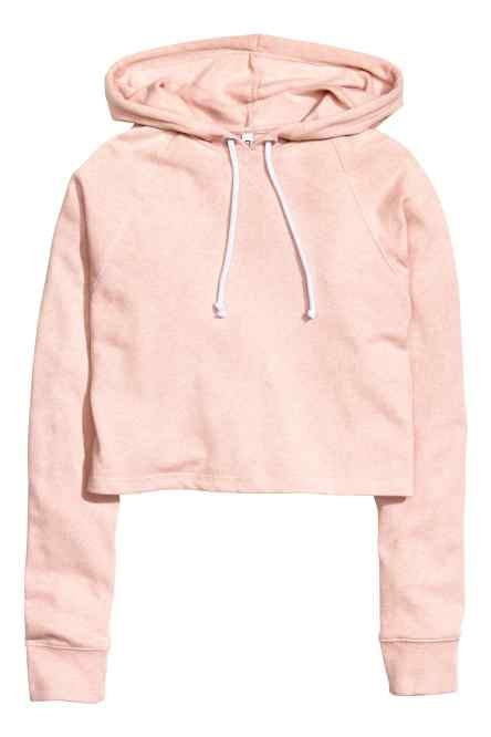1f7ced87e1b Sweat à capuche court in 2019 | Christmas wish list | Hooded ...